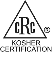 Kosher Certified by Chicago Rabbinical Council