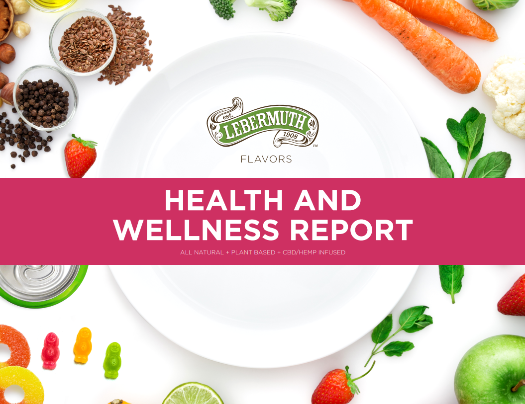 Flavor Health & Welllness Trend Report