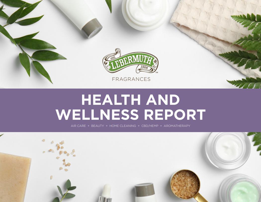 Fragrance Health & Welllness Trend Report