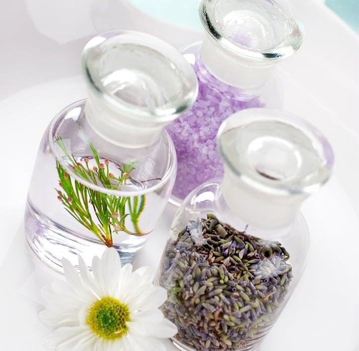 Pure grade and natural essential oils  for maximum therapeutic value.