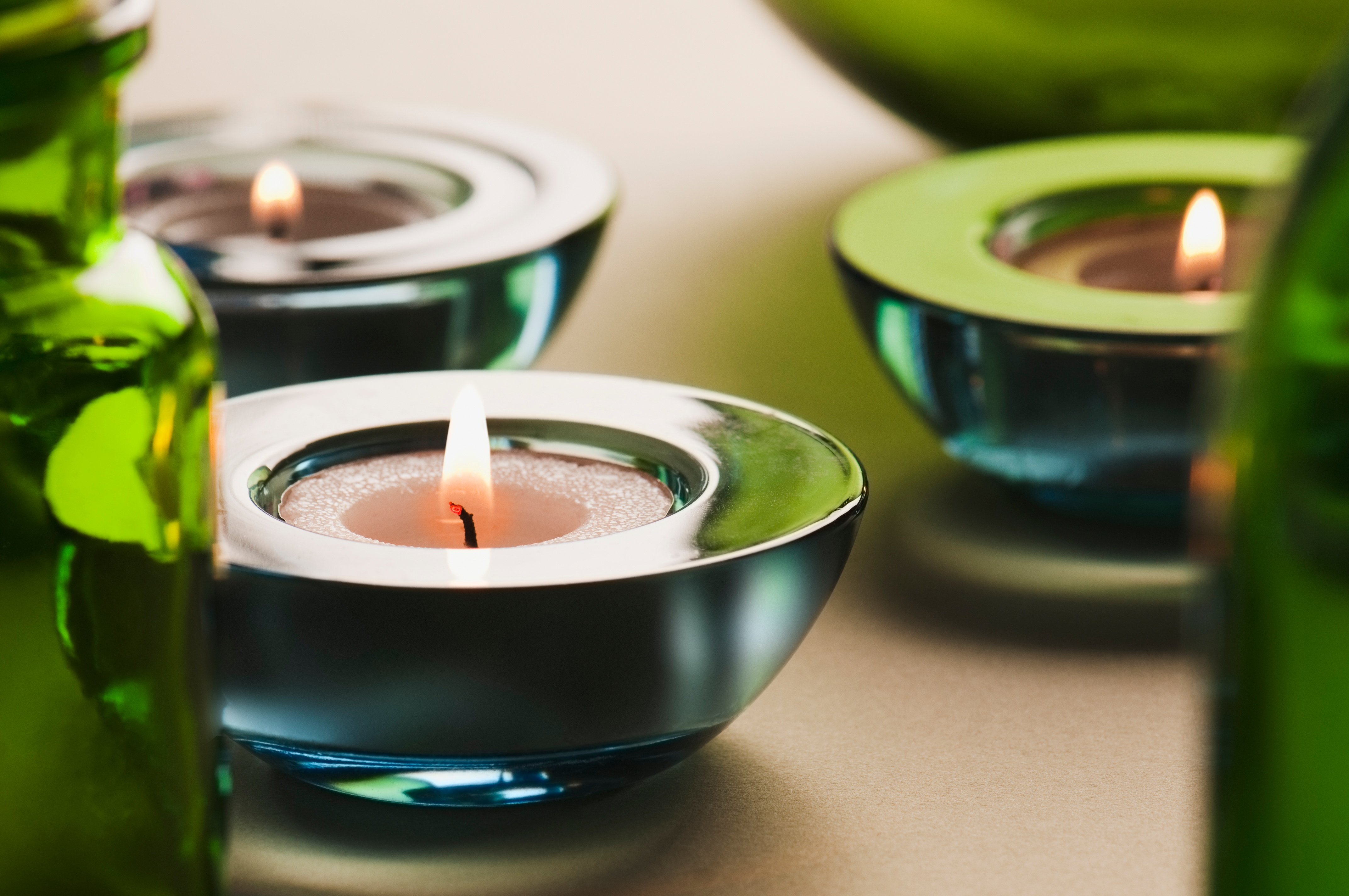 We have a long history of creating fragrances for candles.