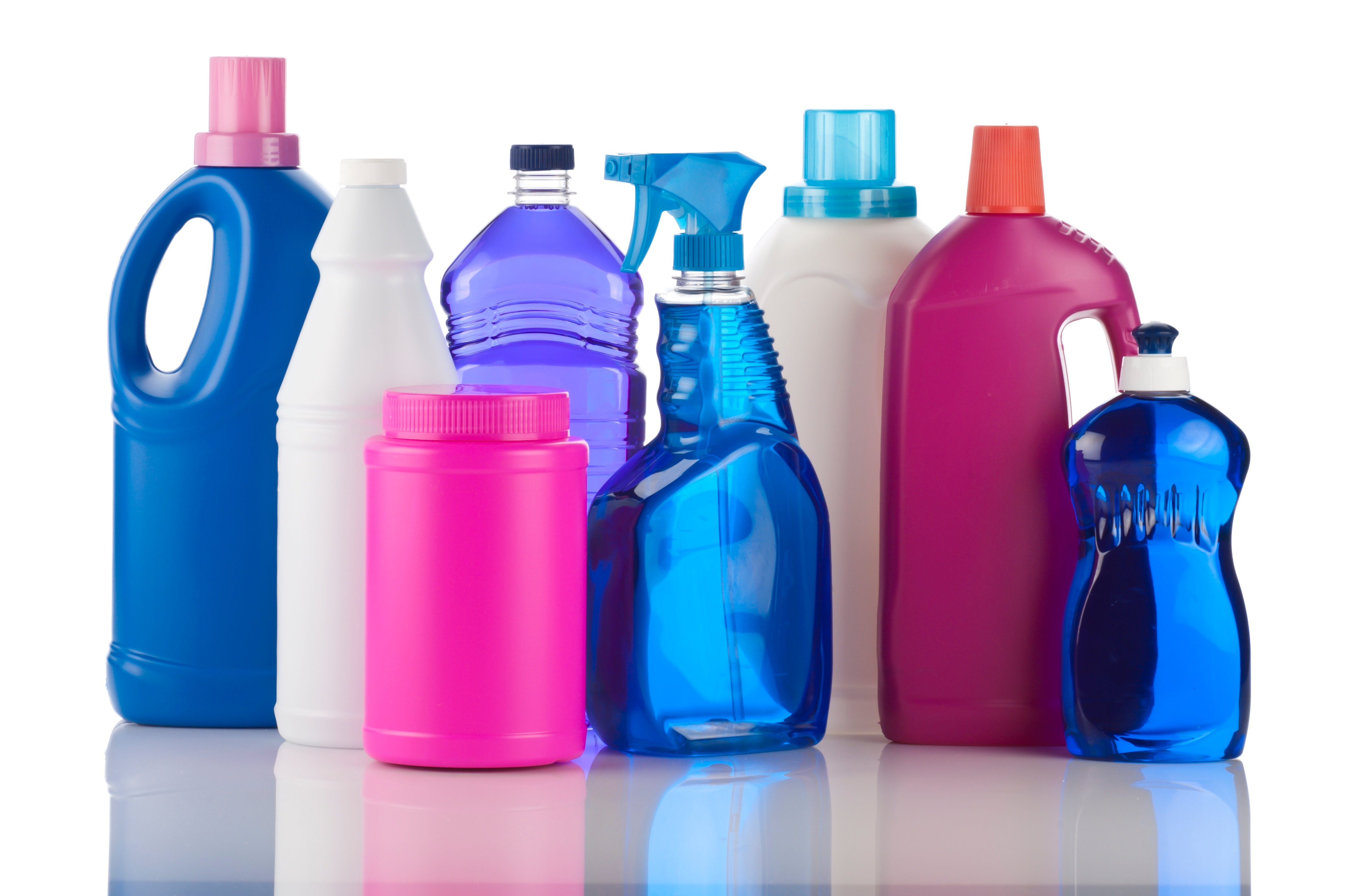 Industrial and household cleaning supplies use fragrance.