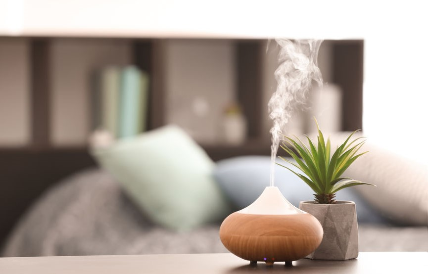 diffuser in home