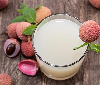 Fresh Sugar Lychee Flavor