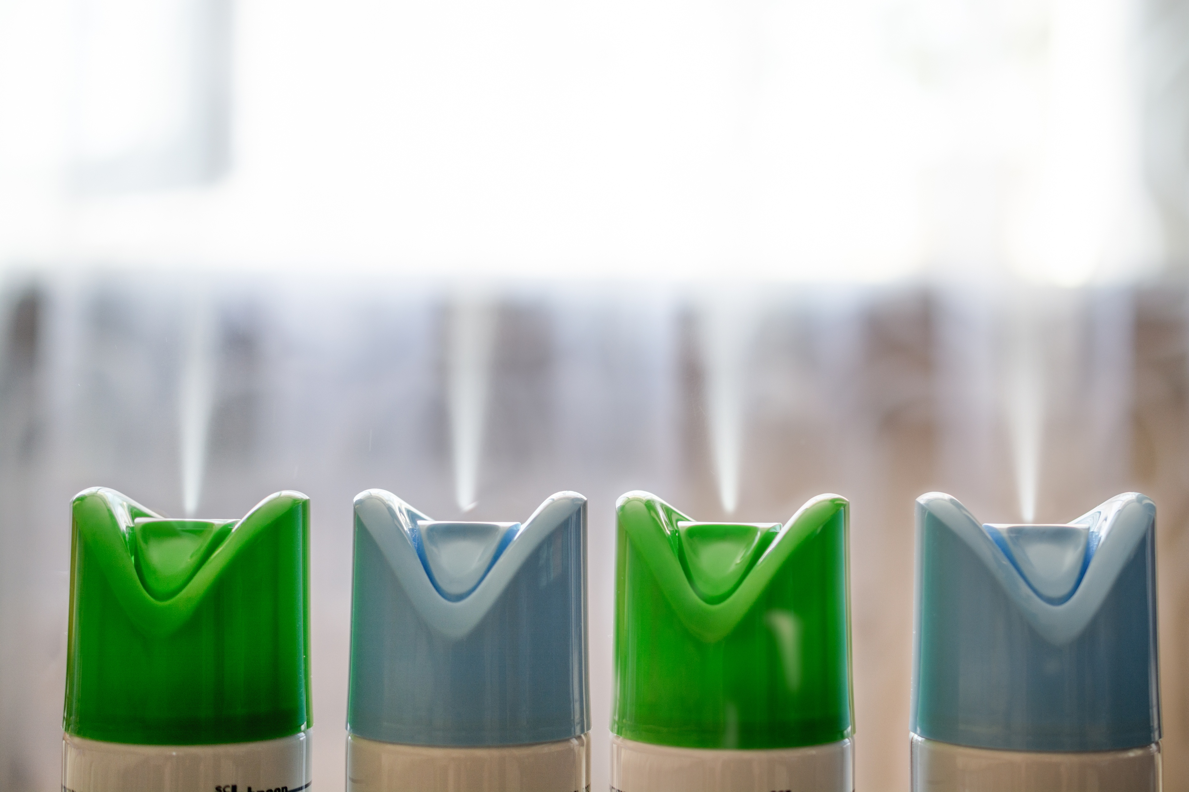 Room deodorizing and odor masking fragrances