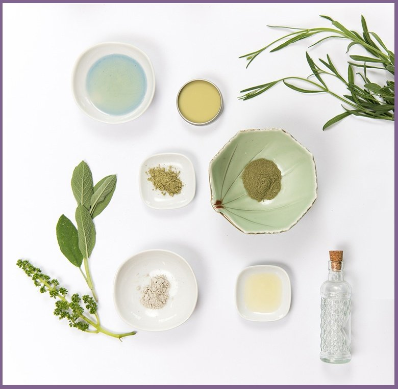 Many consumers prefer natural ingredients in body care products.