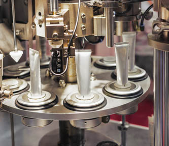 Contract Manufacturing Fragrance
