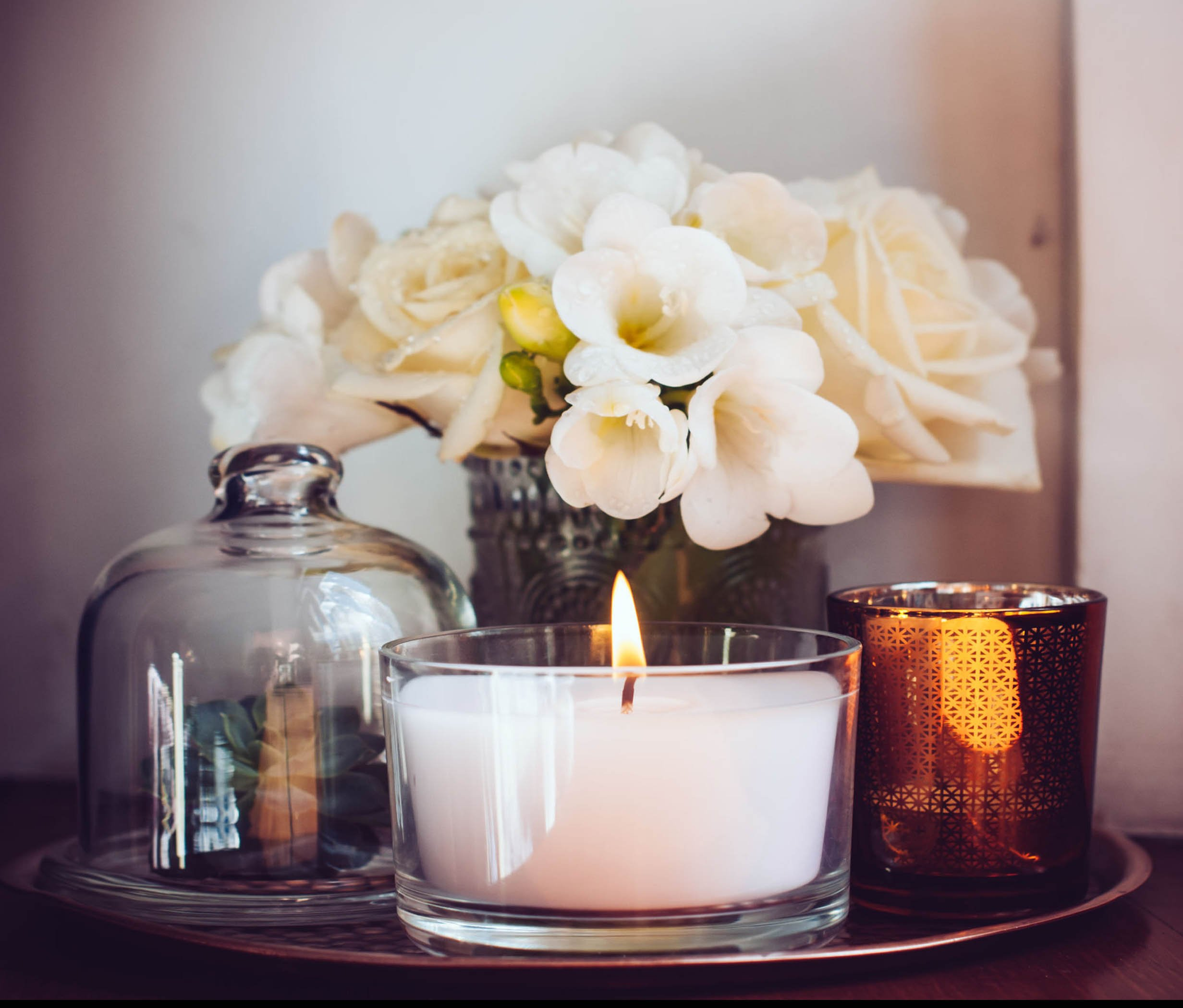 Candle & home fragrance