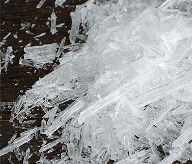 Menthol crystals, CAS 2216-51-5